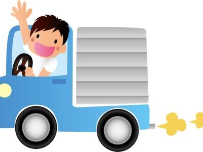 高時給1500円!稼げます!納品配送業務!2tトラックに乗れる方!茨城県のお仕事です!週払いあり!